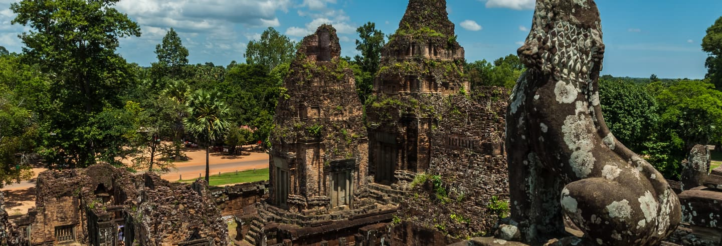 Private 3 Day Tour of Angkor Temples