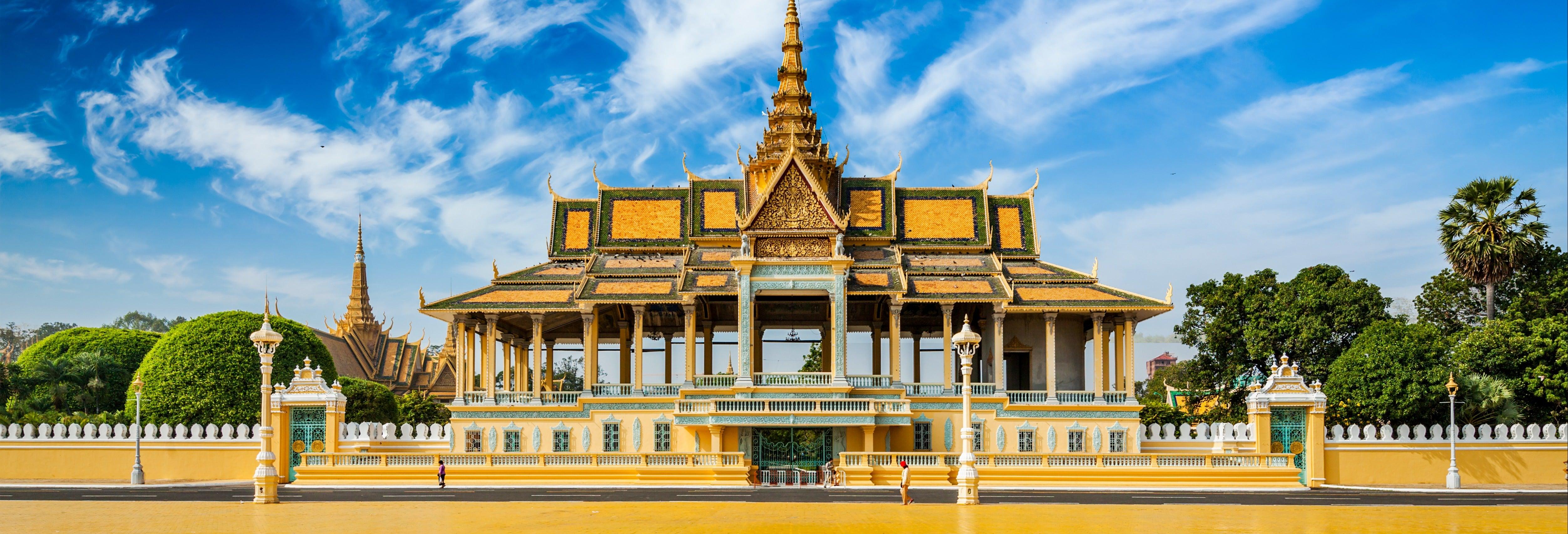 Tour de 5 dias pelo melhor do Camboja