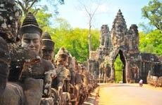 Tour privado por Angkor con guía en español