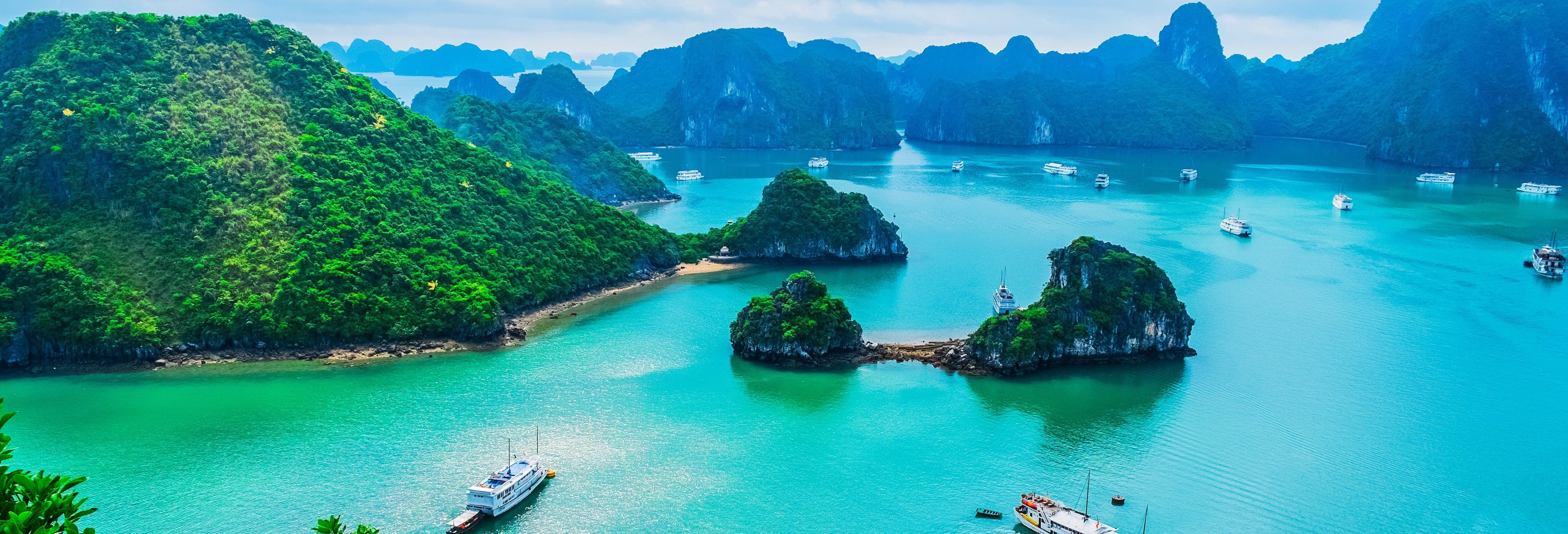 Vietnam y Camboya en 11 días