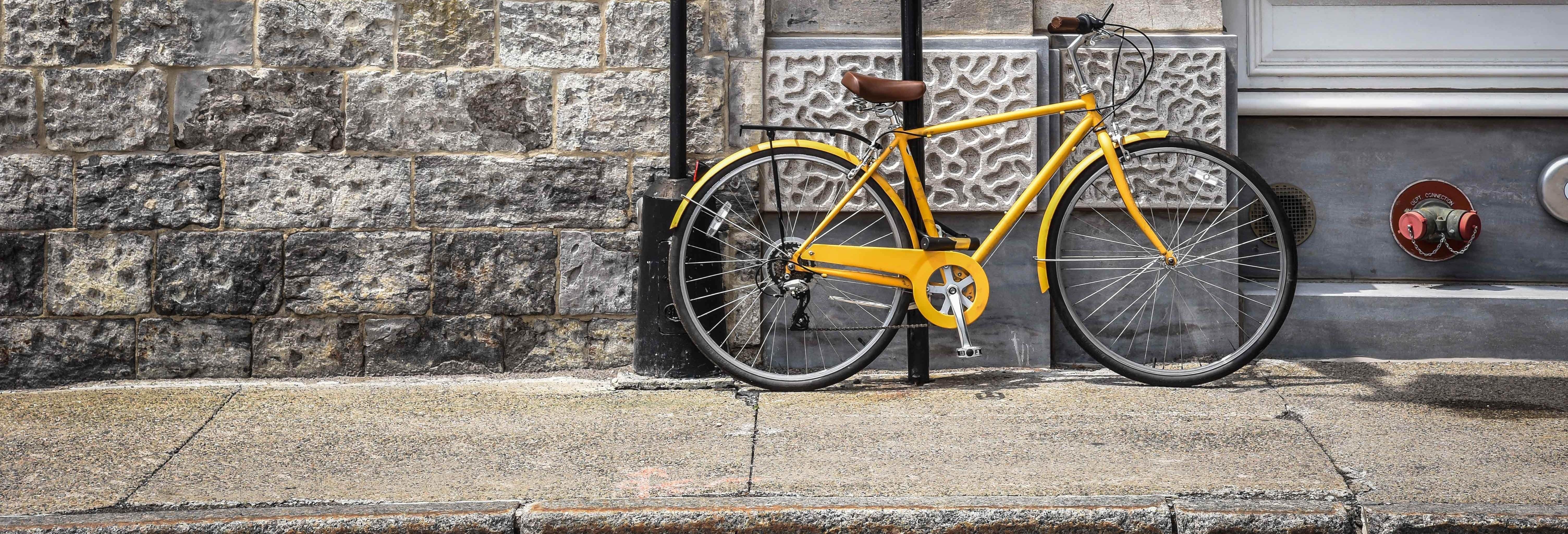 Alquiler de bicicleta en Montreal