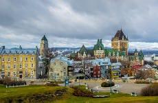 Excursión a Quebec en español