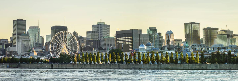 Passeio de barco por Montreal