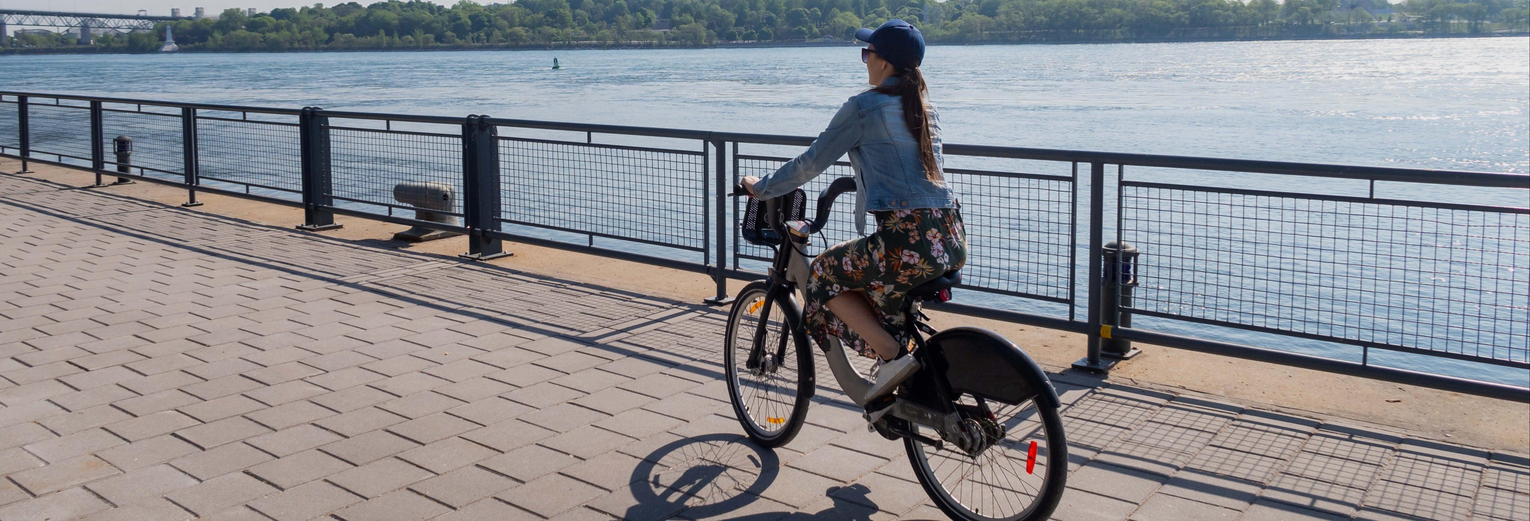Tour de bicicleta por Montreal