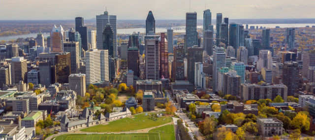 Tour privado por Montreal con guía en español