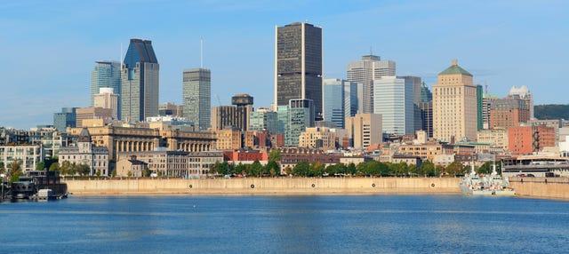 Visita guiada por Montreal