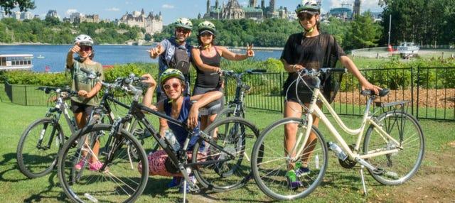 Ottawa Bicycle Tour