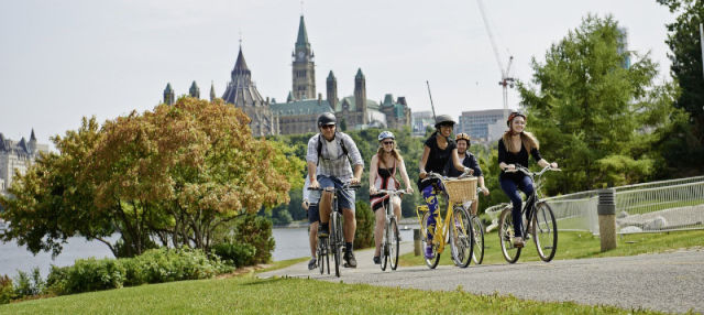 Private Bicycle Tour of Ottawa