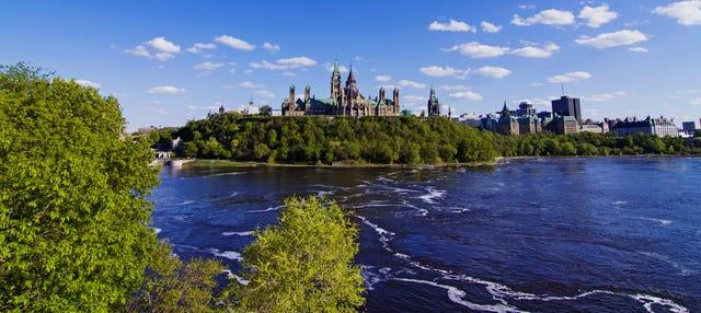 Tour privado por Ottawa