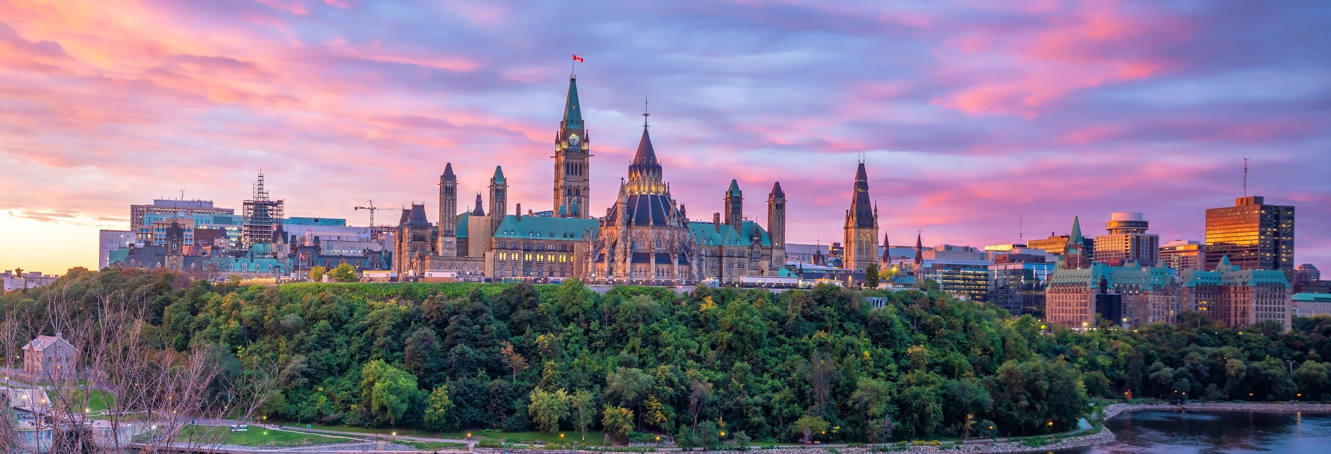 Visita guiada por Ottawa