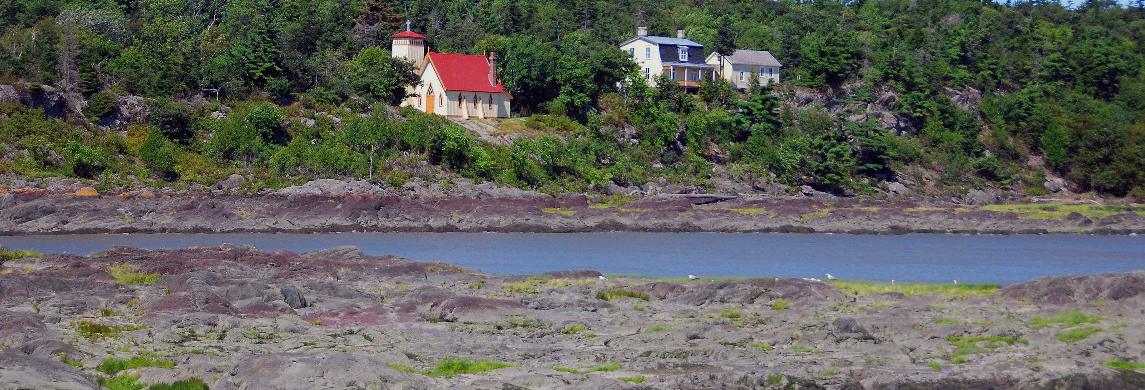 Excursion à Grosse Île