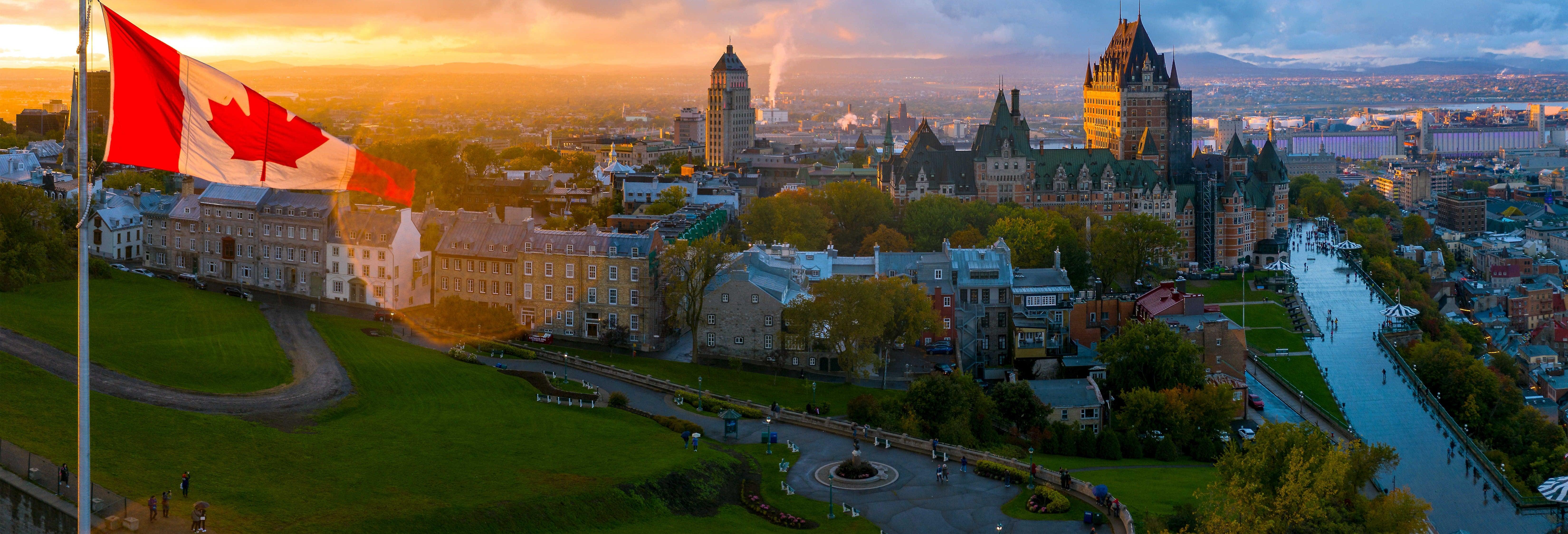 Tour privado por Quebec