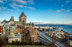 Visita guiada por Quebec