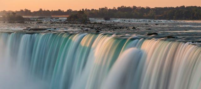 Excursion aux Chutes du Niagara