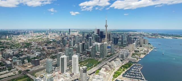 Tour panorámico por Toronto