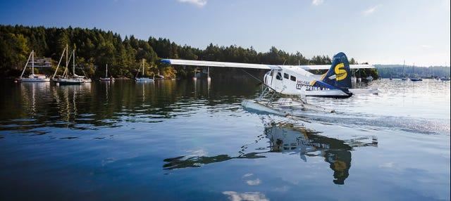 Excursión en hidroavión a las Islas del Golfo + Kayak