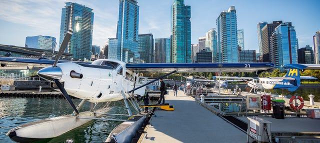 Excursión a Victoria en helicóptero o en hidroavión