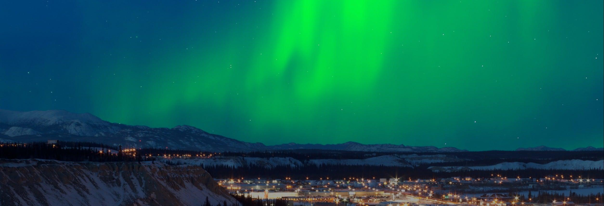 Tour de 3 días de auroras boreales