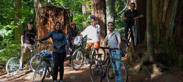 Tour en bicicleta por Vancouver