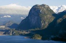 Tour por la costa de British Columbia