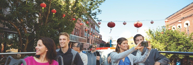 Autobus turistico di Victoria