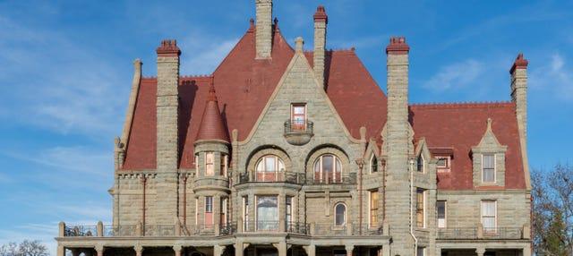 Visite guidée du château de Craigdarroch