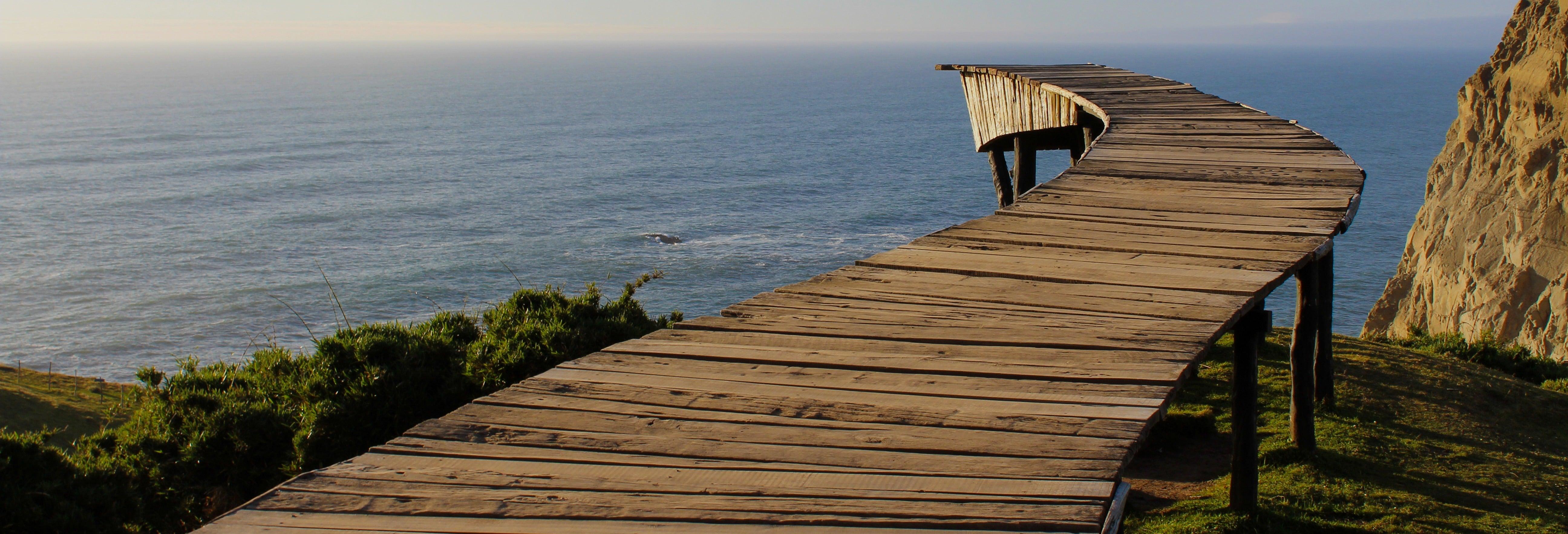 Trilha pelo Cais das Almas e Parque Nacional Chiloé