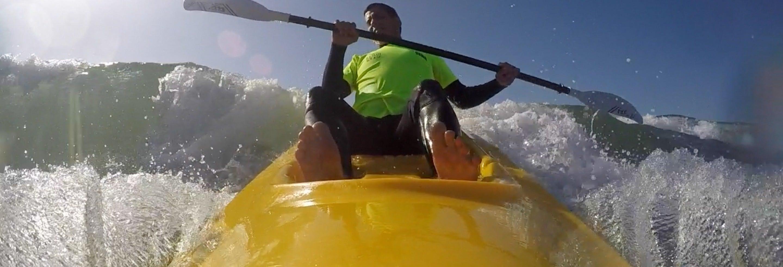 Alquiler de kayak en Coquimbo
