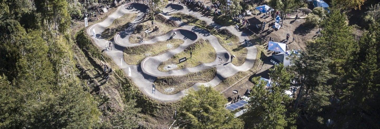 Entrada a Kotaix Bike Park