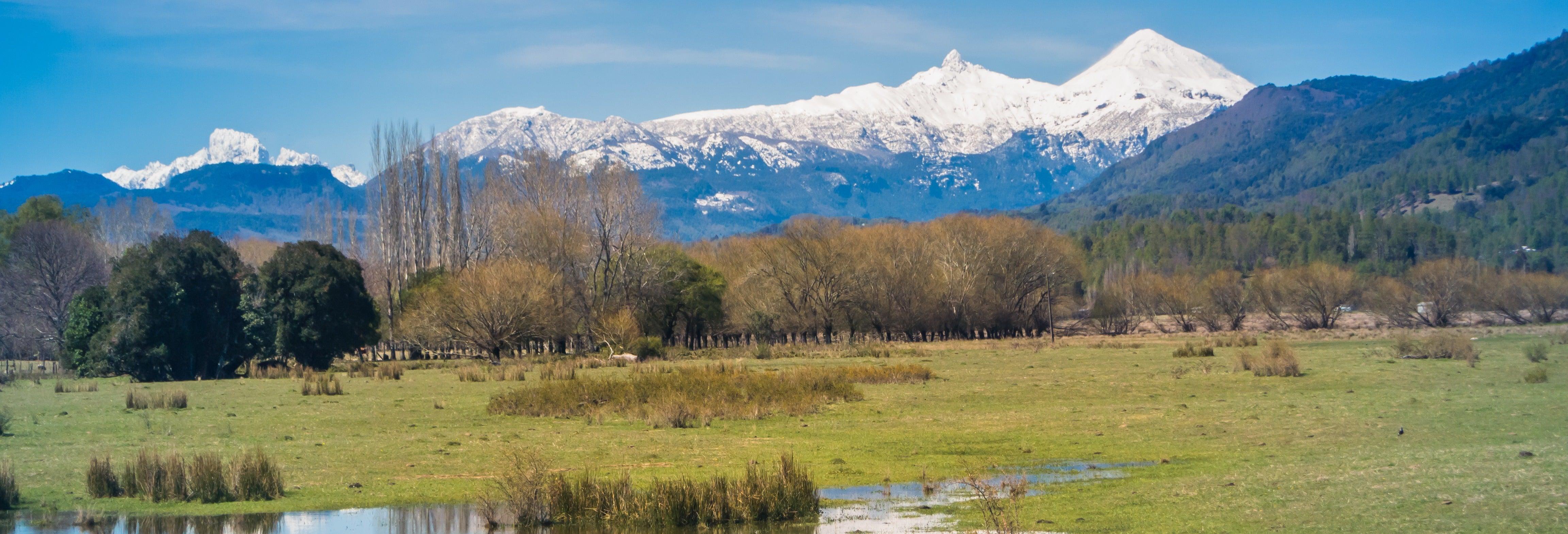 Tour pela zona de fronteira com a Argentina