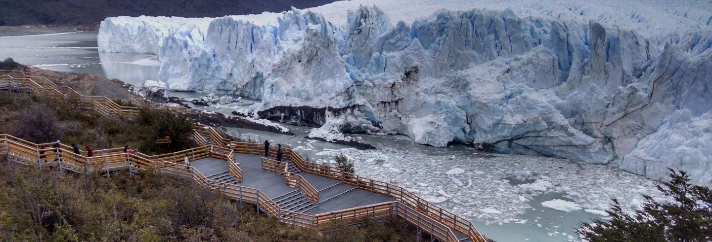 Escursione al ghiacciaio Perito Moreno