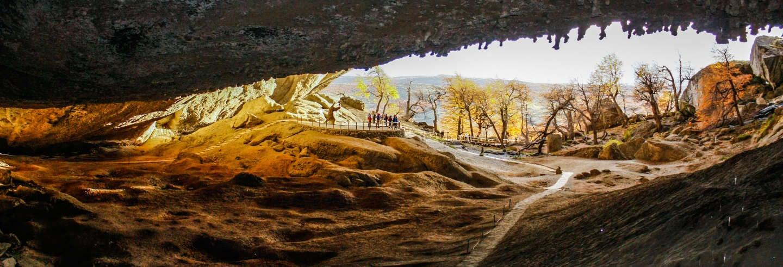 Itinerario di trekking nella Cueva del Milodón + Cerro Benítez