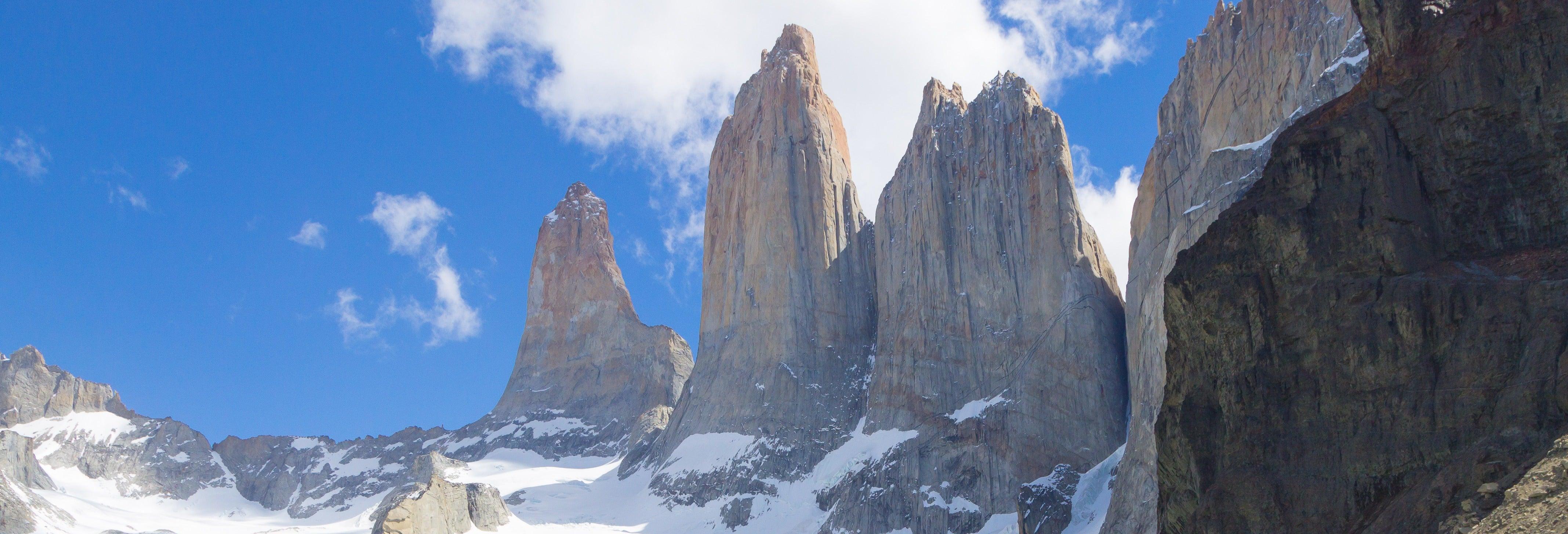 Trekking nel Parco Torres del Paine