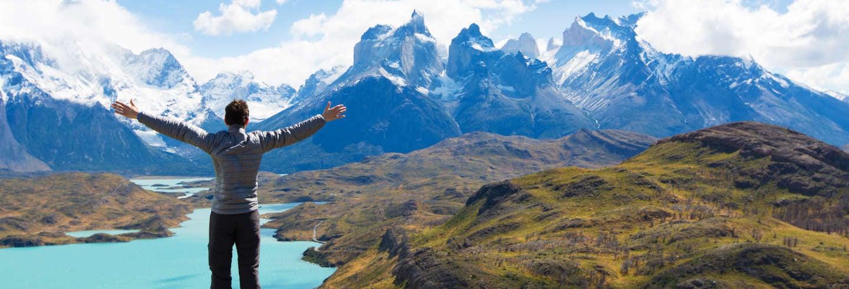 Itinerario privato di trekking nella Valle del Pingo