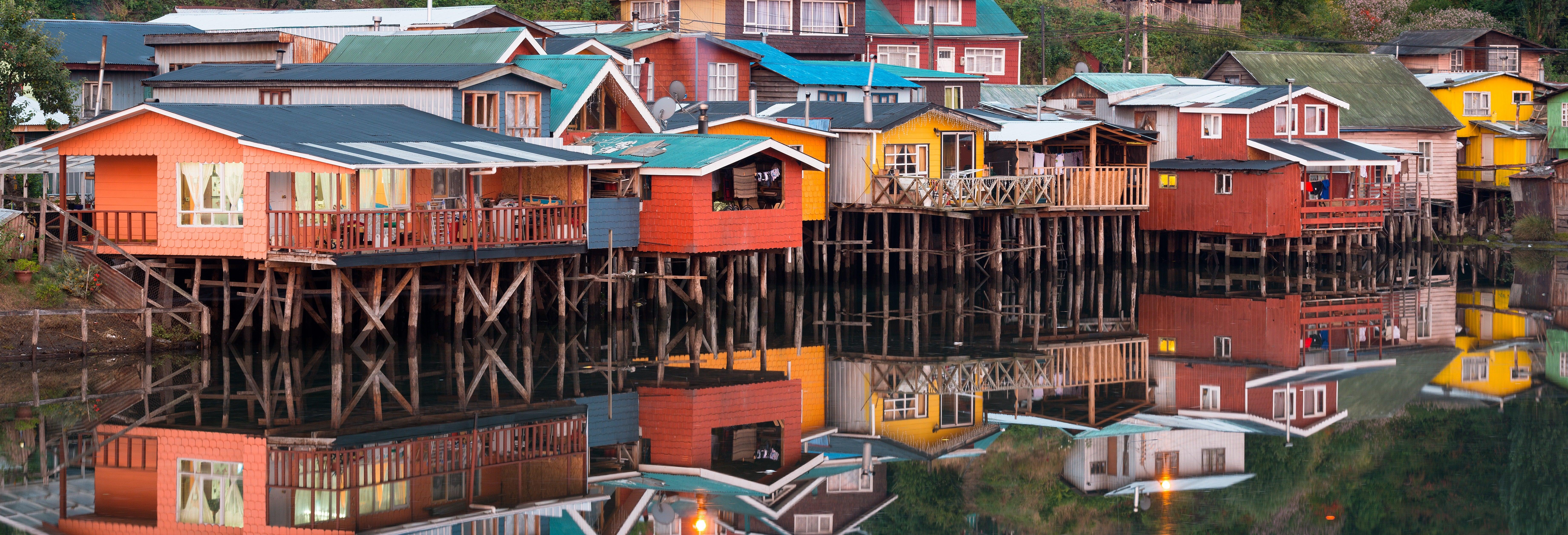 Escursione all'isola di Chiloé