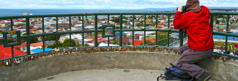 Visita guiada por Punta Arenas