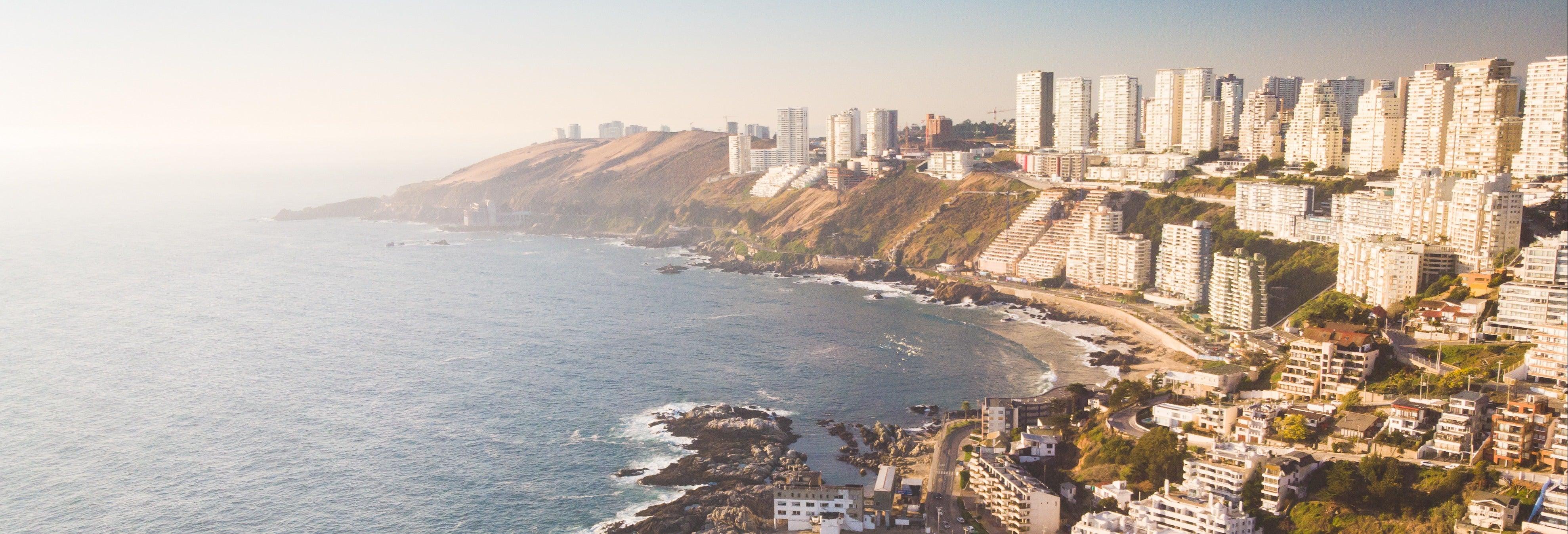 Tour al atardecer por Reñaca y Viña del Mar