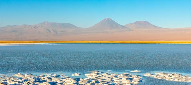 Excursão à lagoa Cejar, Tebenquiche e Ojos del Salar