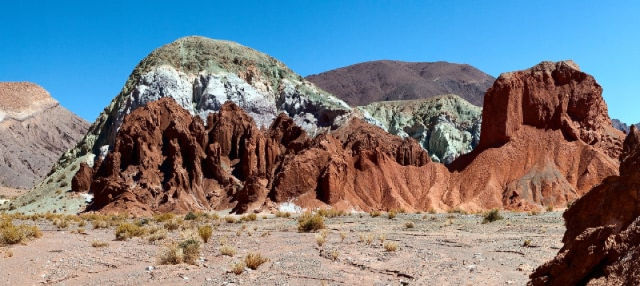 Valle del Arcoiris Trip