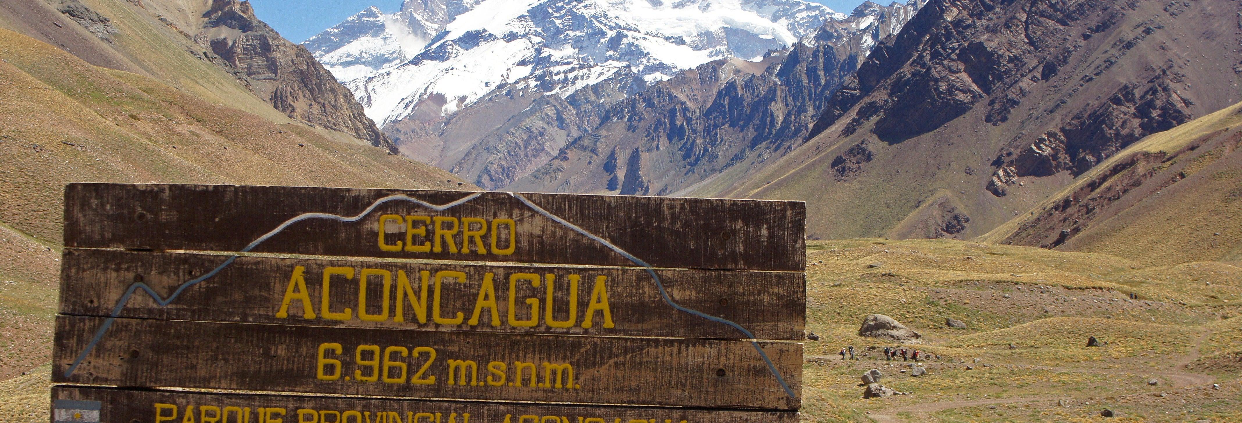 Escursione al Parco Aconcagua