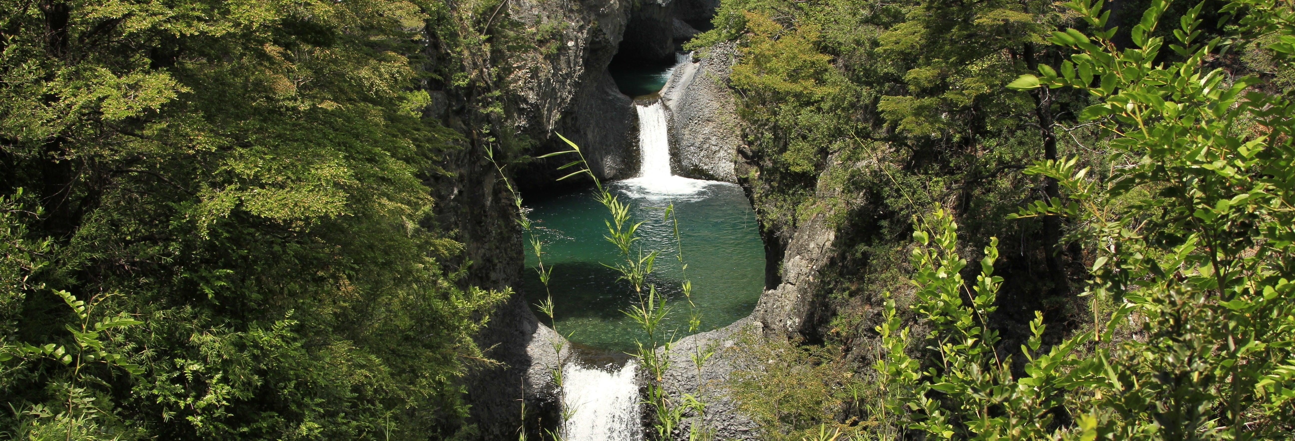 Excursão ao Parque Nacional Siete Tazas