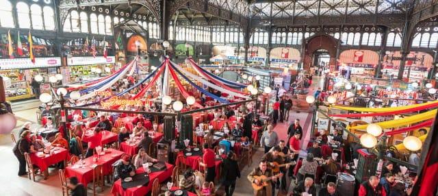 Free tour por los mercados de Santiago