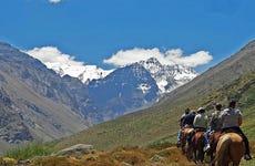 Paseo a caballo por el Parque Yerba Loca