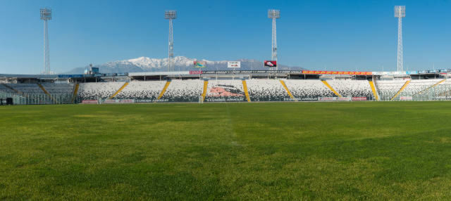 Tour do Estádio Monumental