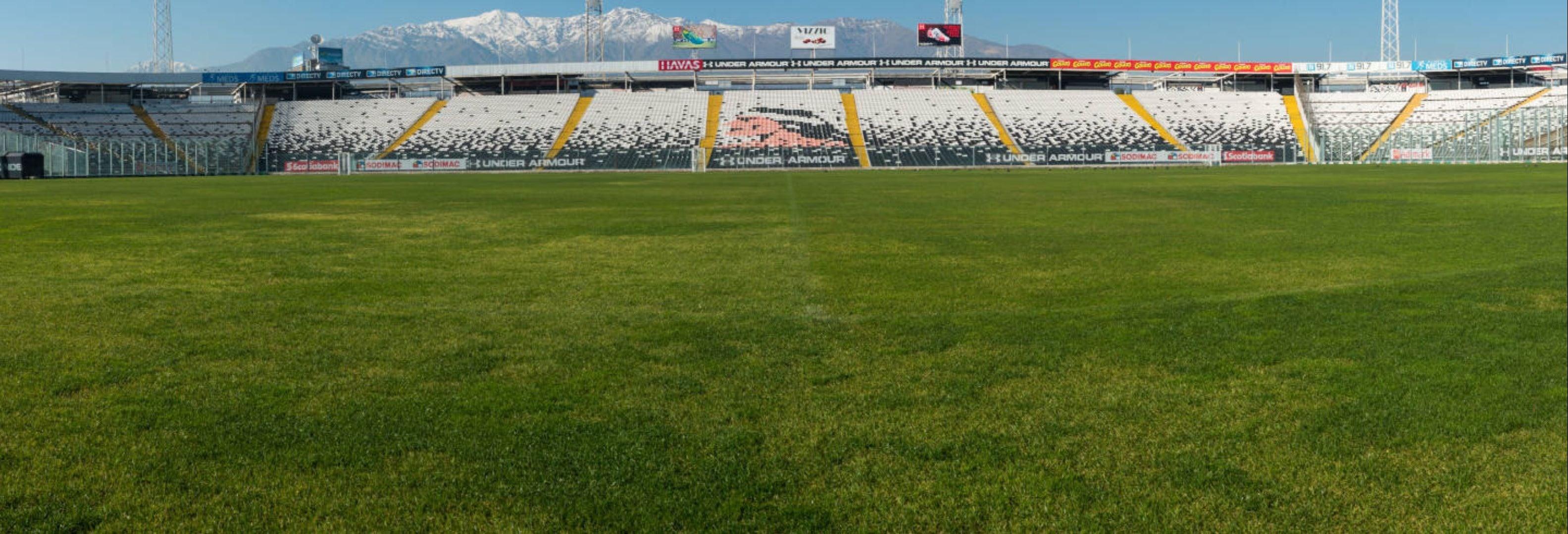 Visite du Stade Monumental