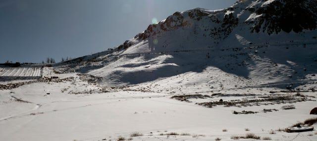 Tour de nieve por Farellones y Valle Nevado