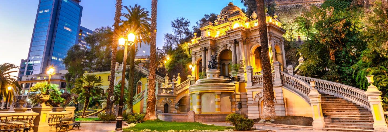 Tour pela Santiago paranormal