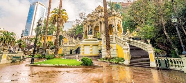 Visita guidata di Santiago del Cile