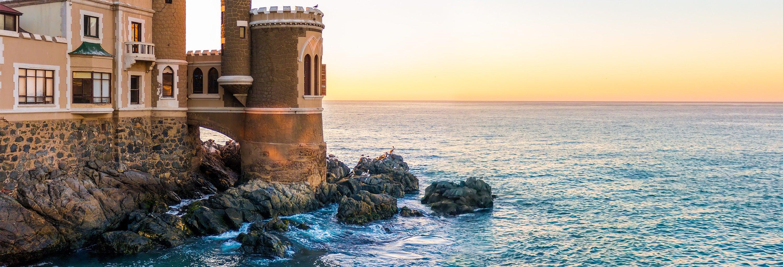 Tour privado por Valparaíso e Viña del Mar