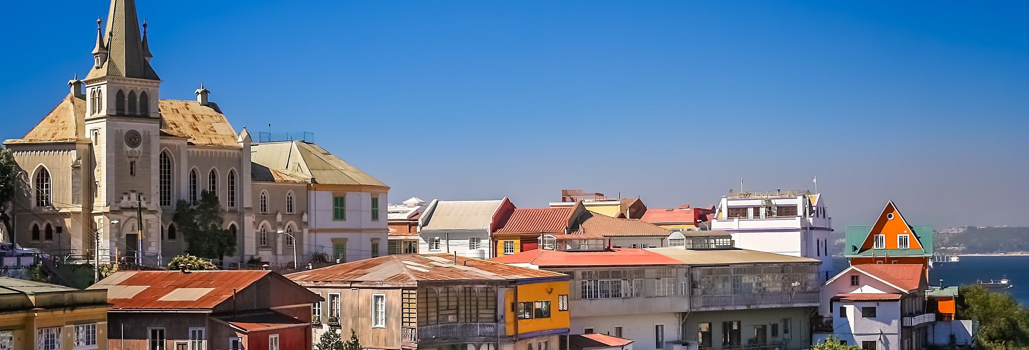 Free tour pelo Barrio Puerto e Cerro Cordillera